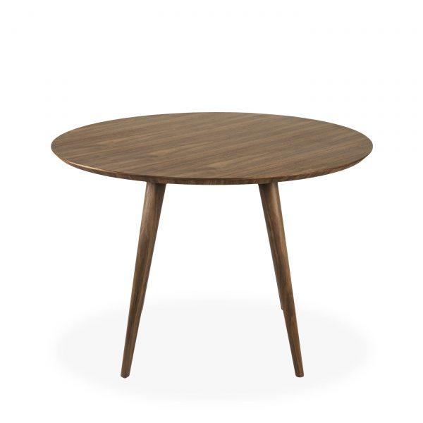Nina Dining Table, Front, Angle