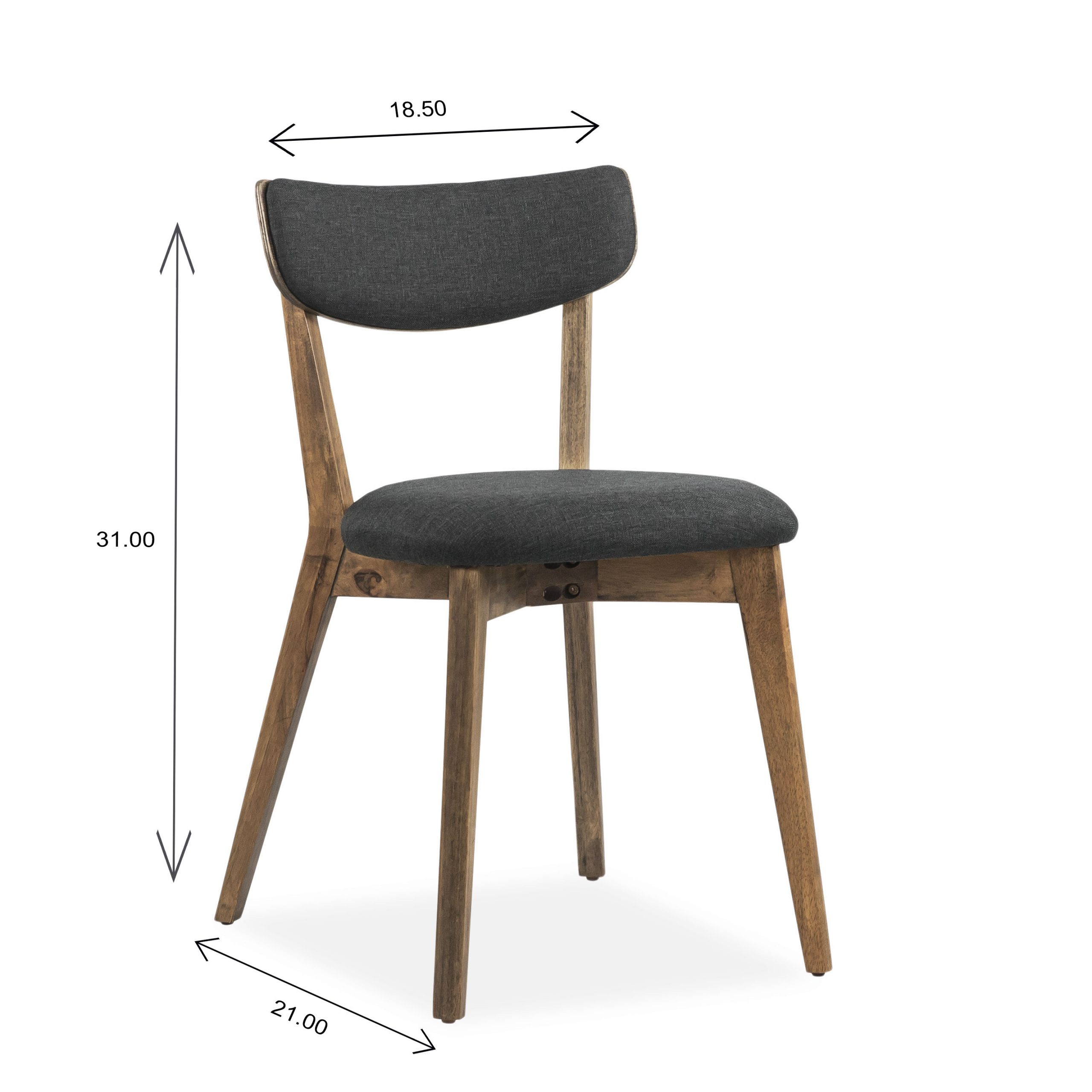 Sedona Dining Chair Dimensions